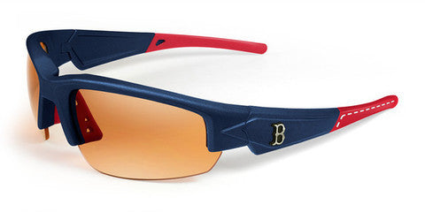 Boston Red Sox Men's Official MLB Sunglasses and Free Micro Fiber Matching Case