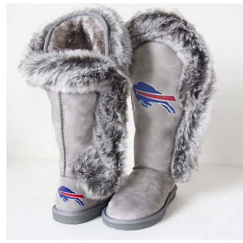 "Buffalo Bills Women's Cuce Official NFL ""Winner"" Boots"