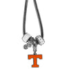 Tennessee Volunteers Official NCAA Euro Bead Necklace / Bracelet