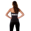 "Cincinnati Bengals Women's Official ""Blown Coverage"" Halter"