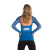 "Detroit Lions Women's Official NFL ""Wildkat"" Top"