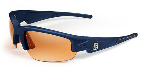 Detroit Tigers Men's Official MLB Sunglasses and Free Micro Fiber Matching Case