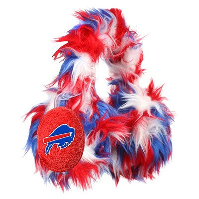 Buffalo Bills   Official NFL Oversized Plush Earmuffs