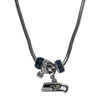 Seattle Seahawks Official NFL Euro Bead Necklace / Bracelet
