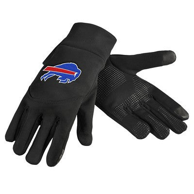Buffalo Bills Official NFL Team Logo Texting Gloves