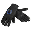 Indianapolis Colts Official NFL Team Logo Texting Gloves