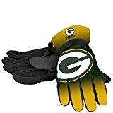 Green Bay Packers Official NFL Gradient Big Logo Insulated Gloves