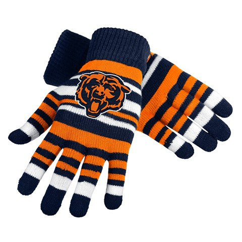 Chicago Bears Official NFL Stretch Glove