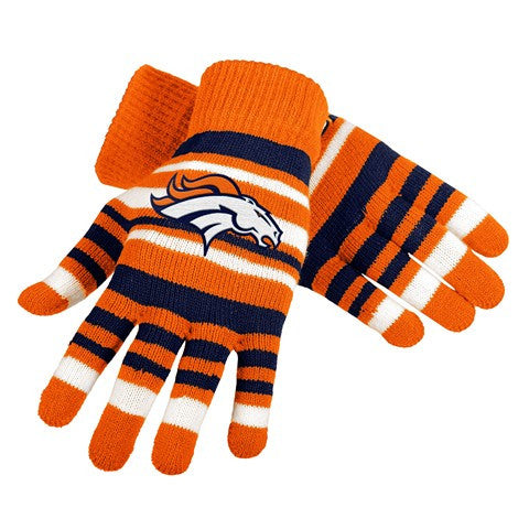 Denver Broncos Official NFL Stretch Glove