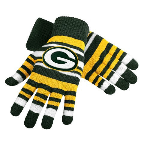 Green Bay Packers Official NFL Stretch Glove