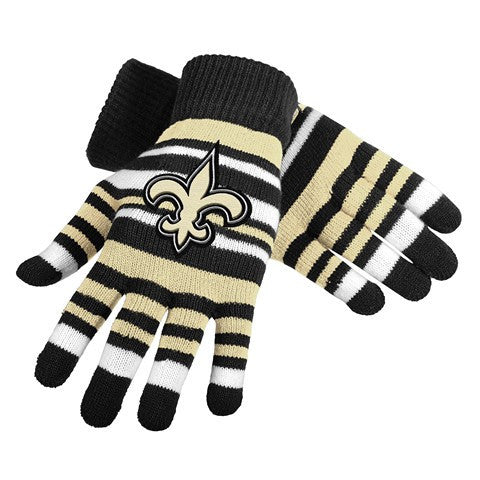 New Orleans Saints Official NFL Stretch Glove