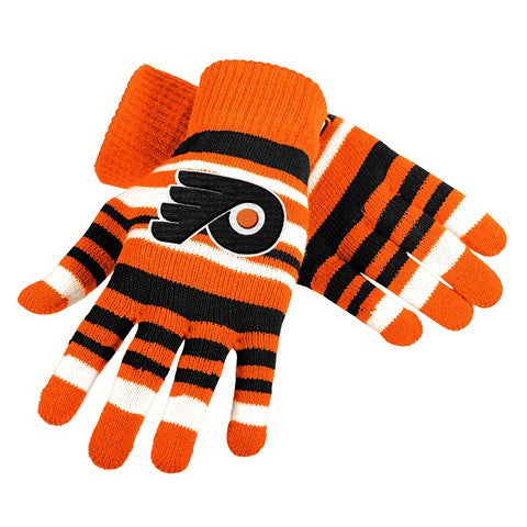 Philadelphia Flyers Official NHL Stretch Glove