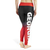 Georgia Bulldogs Womens Gradient Official NCAA Print Leggings