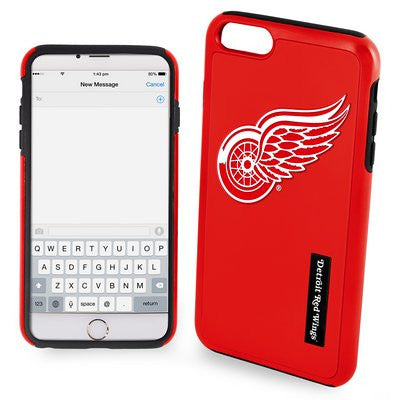 Detroit Red Wings Official NHL Impact Dual Hybrid Ai6 Plus Cover