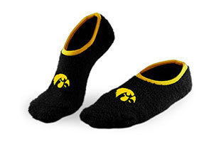 Iowa Hawkeyes Official NCAA Foot-Z