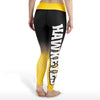 Iowa Hawkeyes Womens Official NCAA Gradient Print Leggings