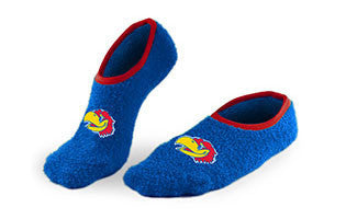Kansas Jayhawks Official NCAA Foot-Z