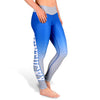 Kentucky Wildcats Womens Official NCAA Gradient Print Leggings