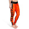 San Francisco Giants Official MLB Stripe Leggings