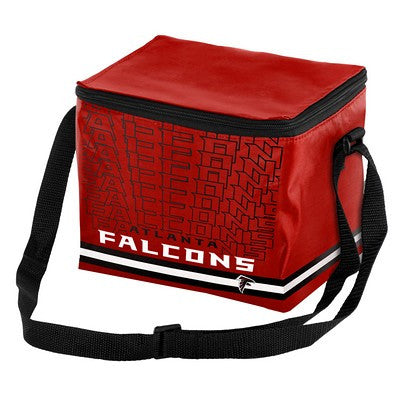 Atlanta Falcons Official NFL Impact 6-pack Cooler