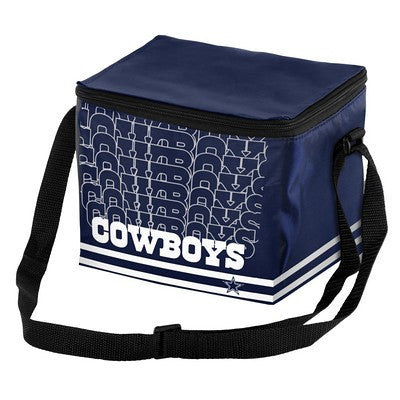 Dallas Cowboys Official NFL Impact 6-pack Cooler