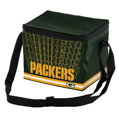 Green Bay Packers Official NFL Impact 6-pack Cooler