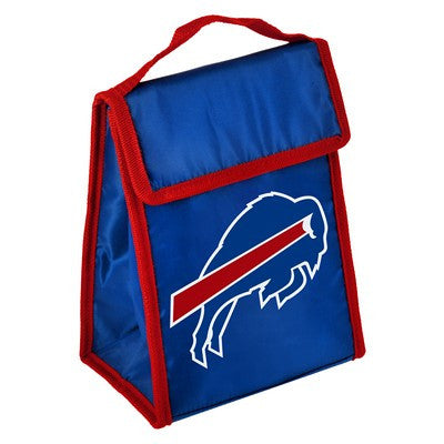 Buffalo Bills Official NFL Big Logo Velcro Lunch Bag