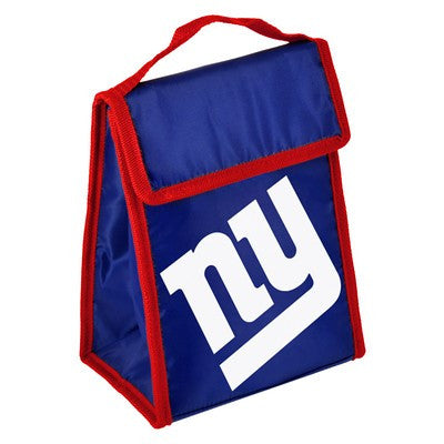 New York Giants Official NFL Big Logo Velcro Lunch Bag