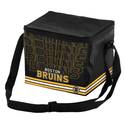 Boston Bruins Official NHL Impact 6-pack Cooler