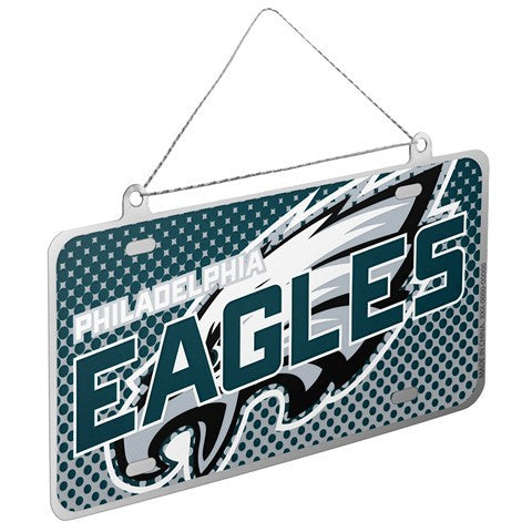 Philadelphia Eagles Official NFL 2015 Metal License Plate Ornament