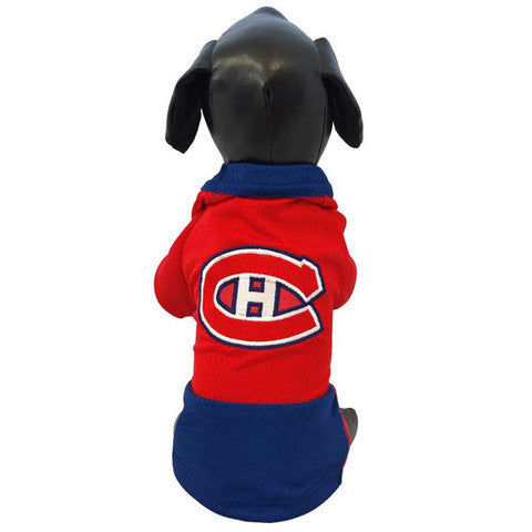 Montreal Canadiens Official NHL Dog Mesh Jersey