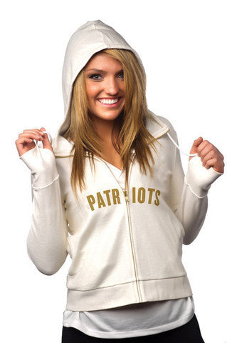 "New England Patriots Women's Official NFL ""PlayAction"" Hoodie"