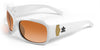 New Orleans Saints Women's Official NFL Sunglasses and Free Micro Fiber Matching Case