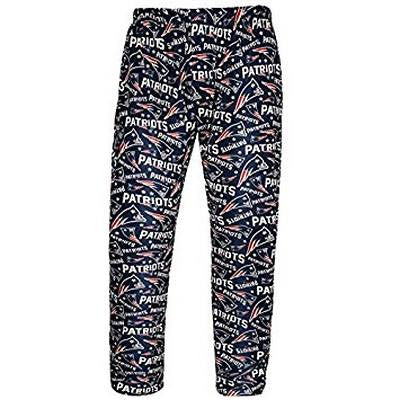 New England Patriots   Official NFL Mens Polyester Print Pant