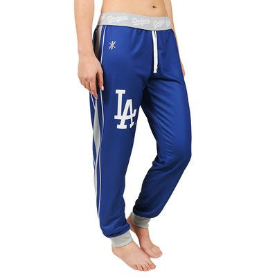 Los Angeles Dodgers Official MLB Womens Jogger Pants