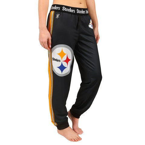 Pittsburgh Steelers Women's Jogger PantOfficial NFL Women's Jogger Pants