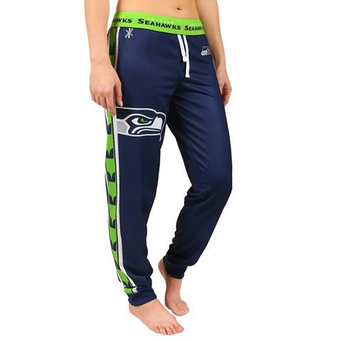 Seattle Seahawks Official NFL Women's Jogger Pants