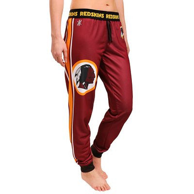 Washington Redskins Official NFL Womens Jogger Pants