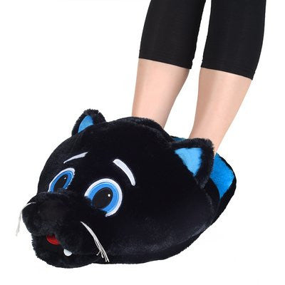 Carolina Panthers Official NFL Team Mascot Plush Feetoes
