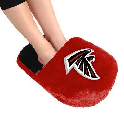 Atlanta Falcons Official NFL Team Logo Plush Feetoes