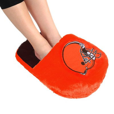 Cleveland Browns Official NFL Team Logo Plush Feetoes