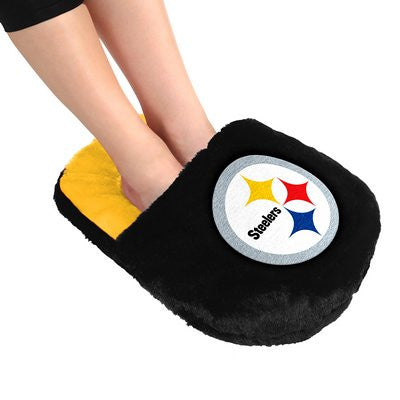 Pittsburgh Steelers Official NFL Team Logo Plush Feetoes