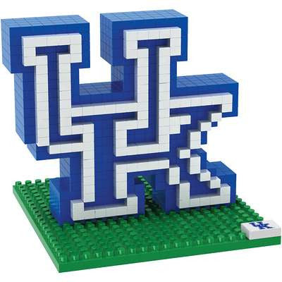 Kentucky Wildcats 3d Brxlz - Logo Official NCAA 3d Puzzle Pieces Logo (PRE-ORDER EXPECTED TO SHIP EARLY JANUARY)