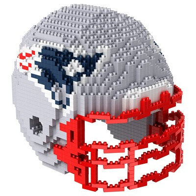 New England Patriots Official NFL 3d Helmet Brxlz Puzzle (PRE-ORDER EXPECTED TO SHIP EARLY DECEMBER)
