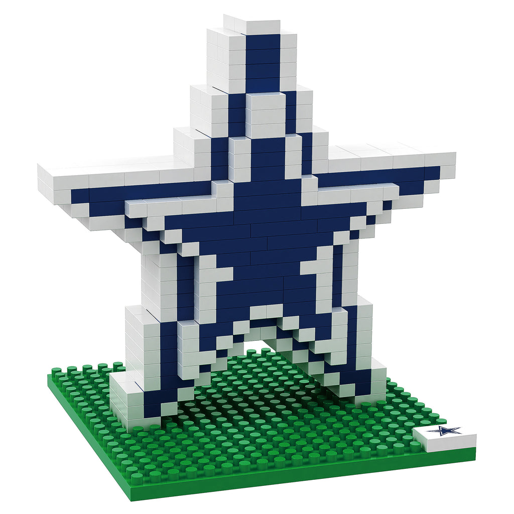 Dallas Cowboys Official NFL 3D Puzzle Pieces