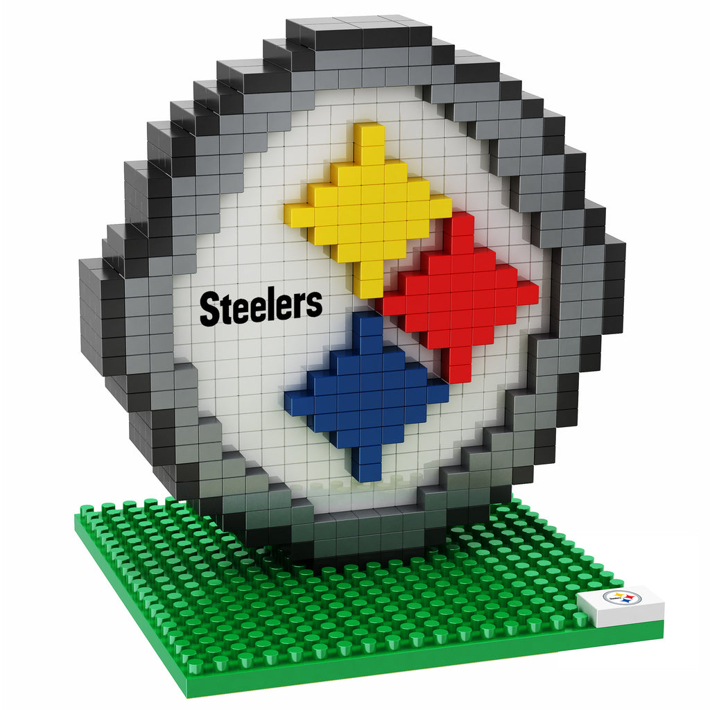 Pittsburgh Steelers Official NFL 3D Puzzle Pieces