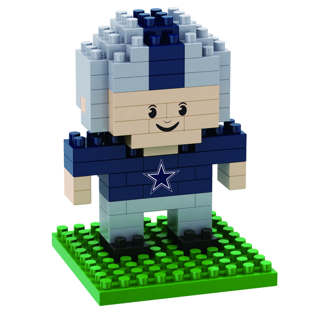 Dallas Cowboys Official NFL 3D Puzzle Team Player