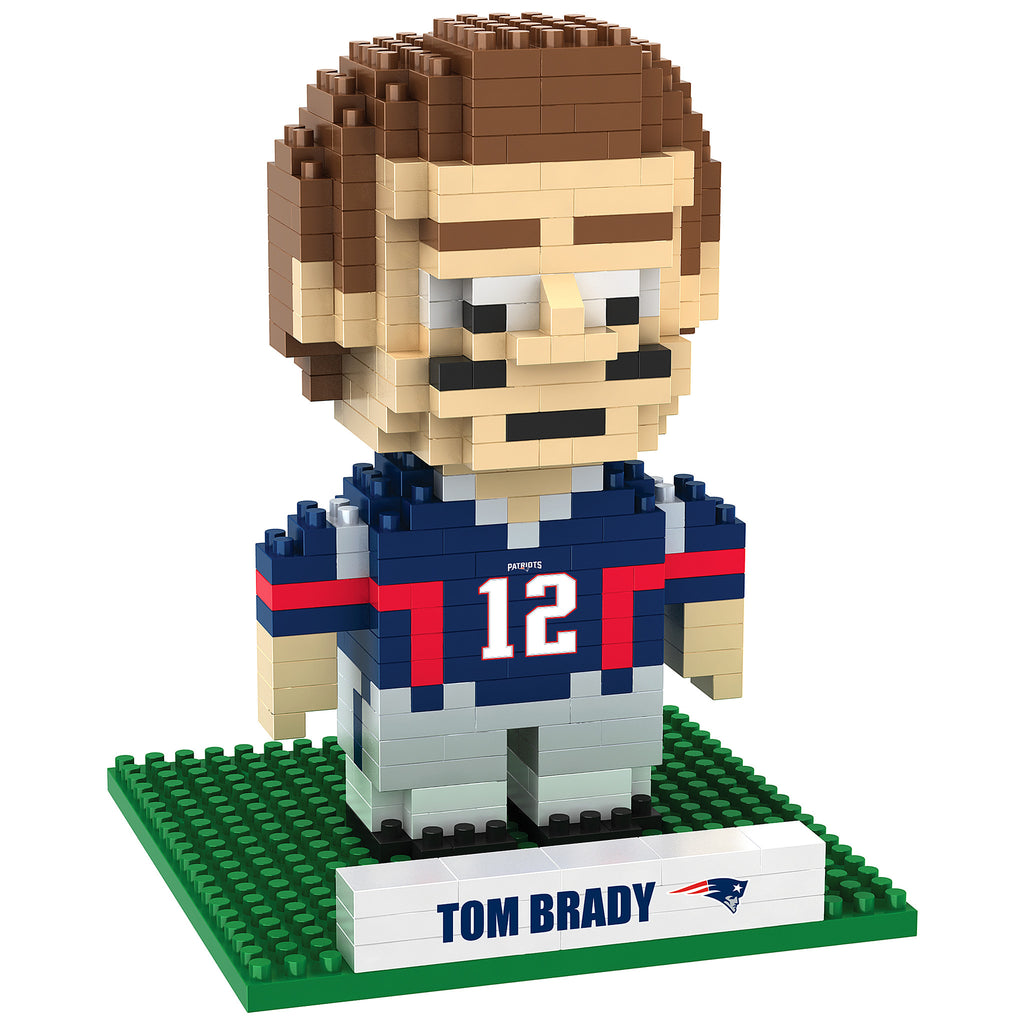 New England Patriots Official NFL 3D Puzzle Pieces