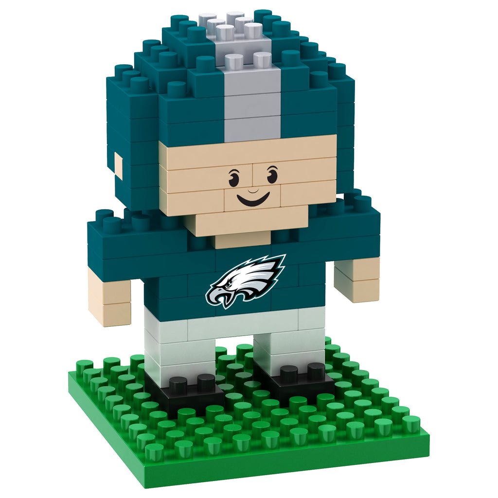 Philadelphia Eagles Official NFL 3D Puzzle Pieces