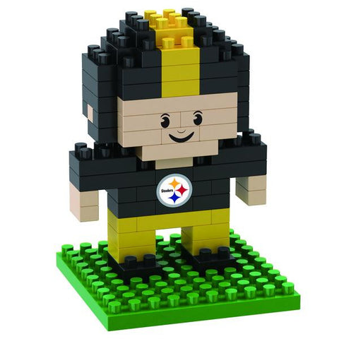 Pittsburgh Steelers Official NFL 3D Puzzle Team Player